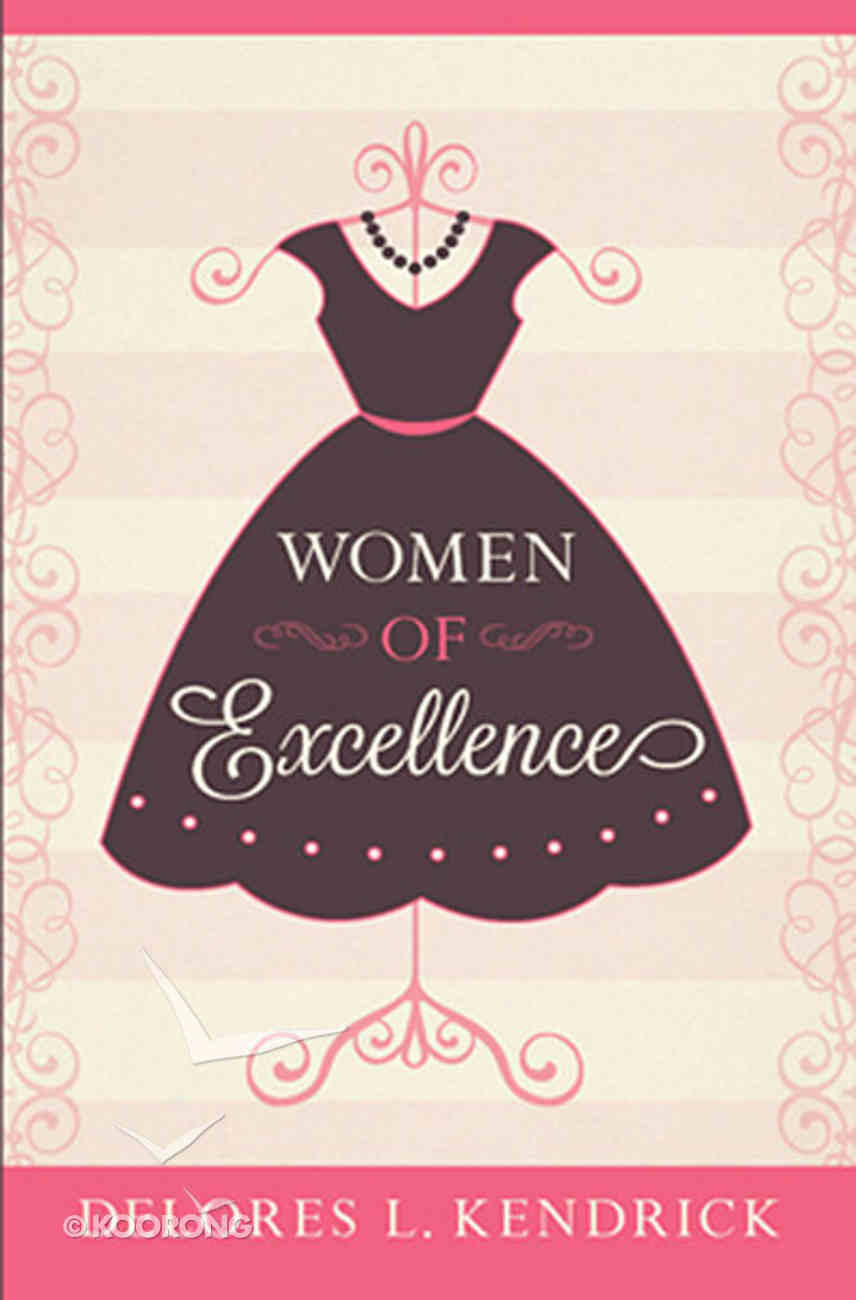 Women of Excellence Paperback