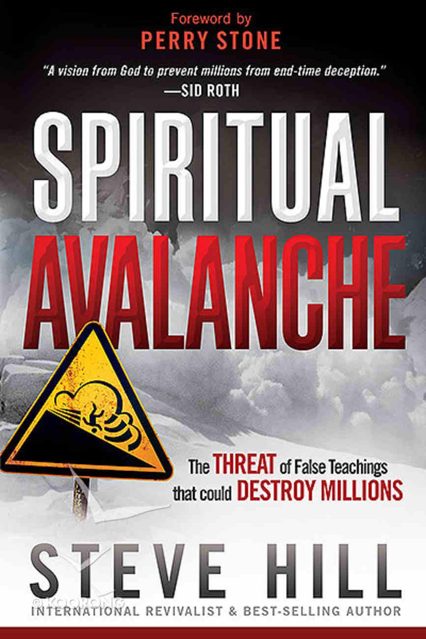Spiritual Avalanche Paperback