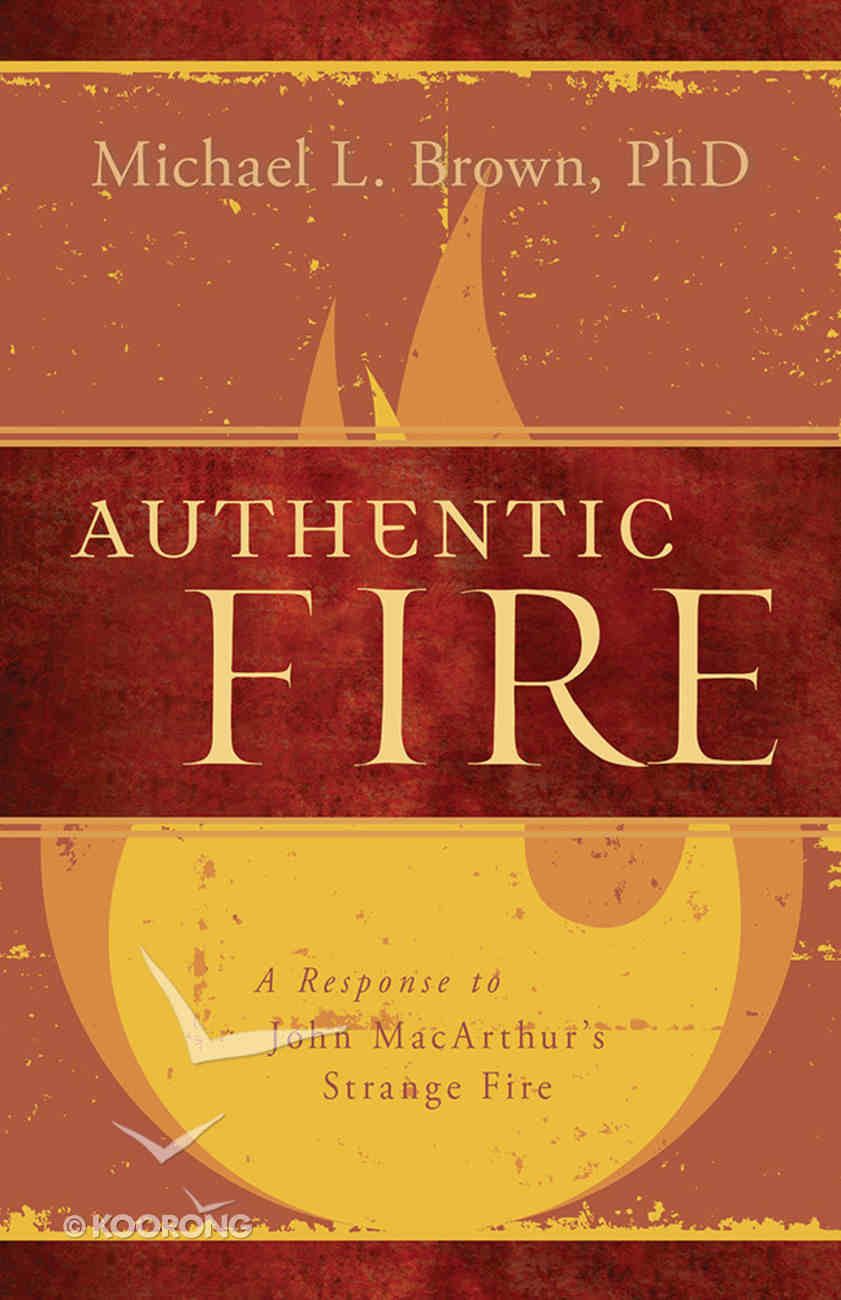 Authentic Fire Paperback