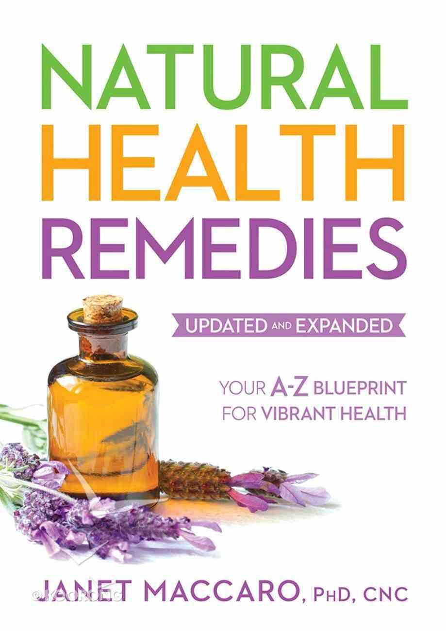 Natural Health Remedies Paperback