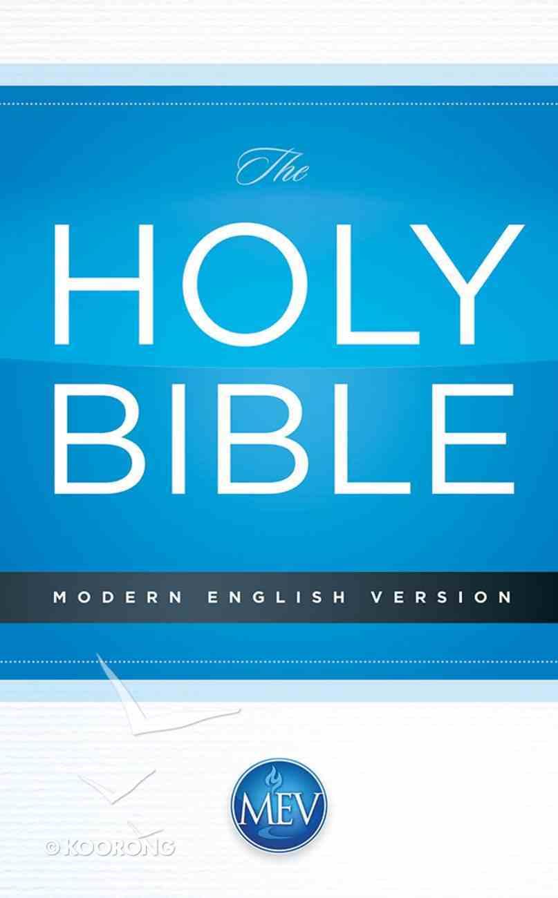 MEV Economy Bible Paperback Paperback