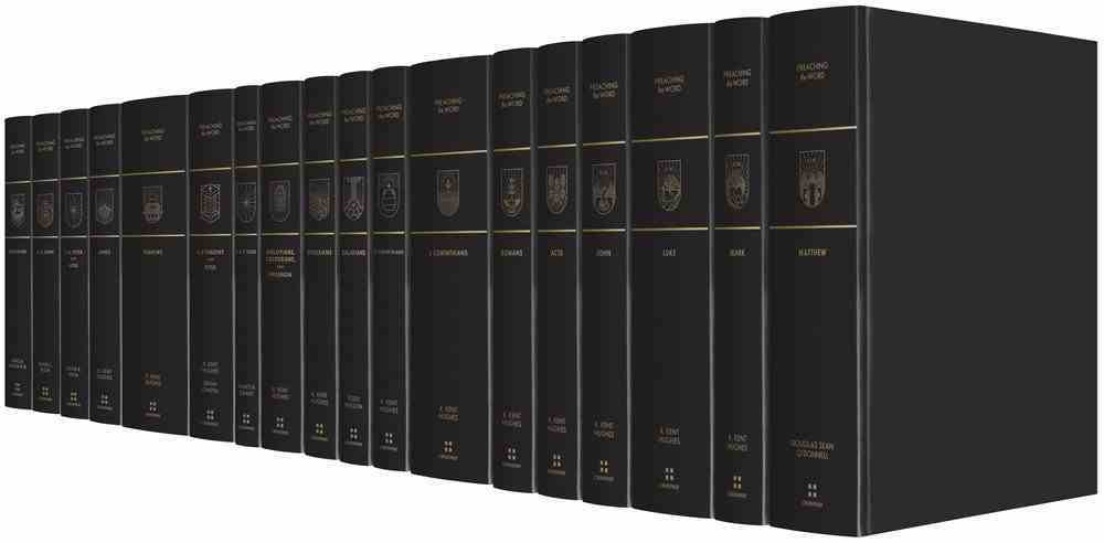 Preaching the Word New Testament Commentary (19 Volumes) (Preaching The Word Series) Hardback