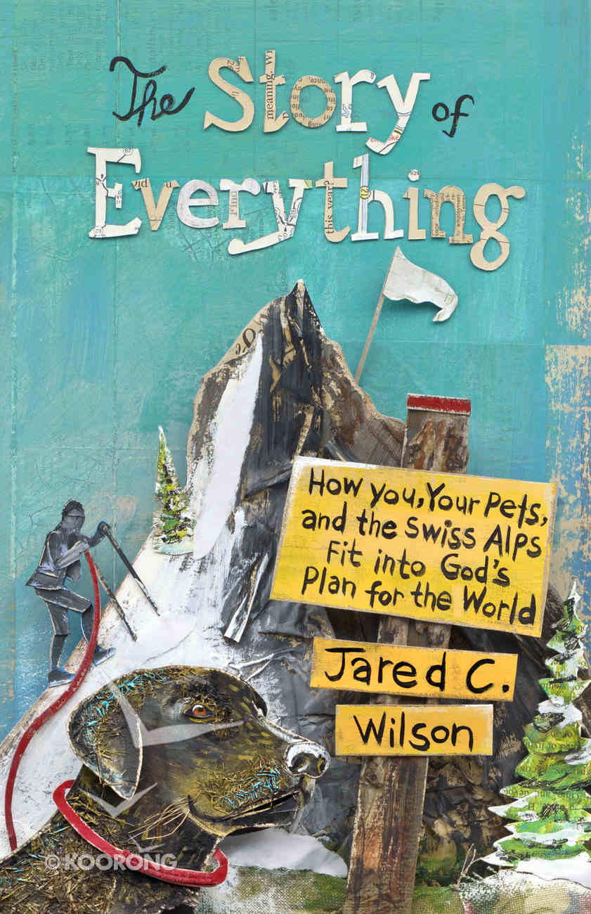 The Story of Everything Paperback