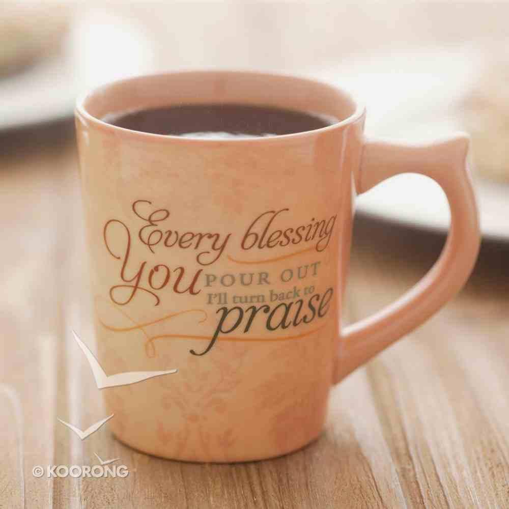 Classic Ceramic Mug: Graceful Melody Homeware