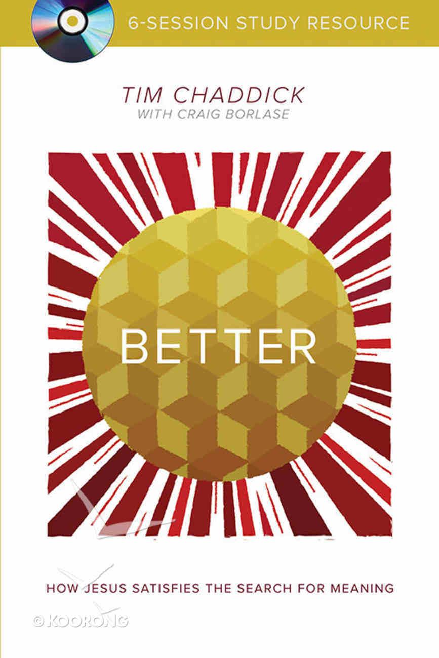 Better (Dvd Study Resource) DVD