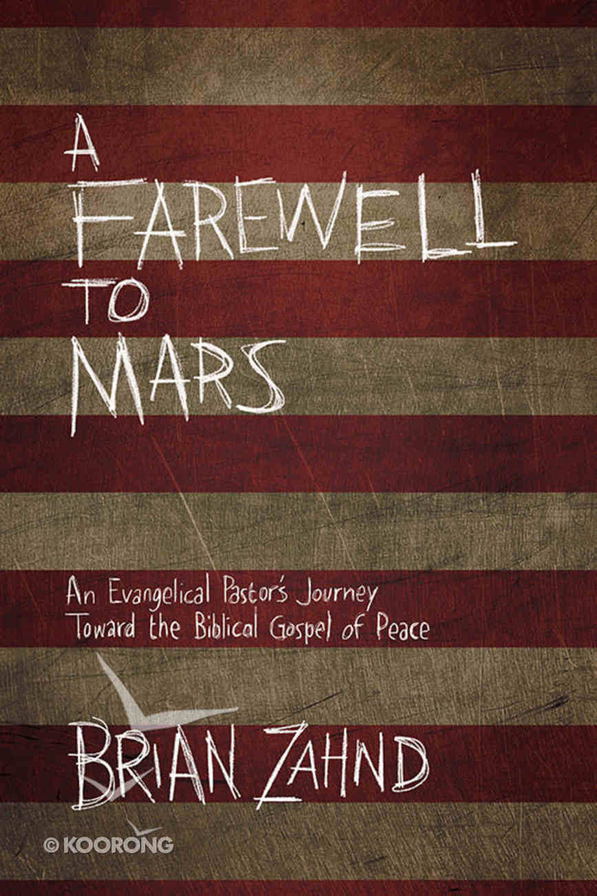 A Farewell to Mars Paperback