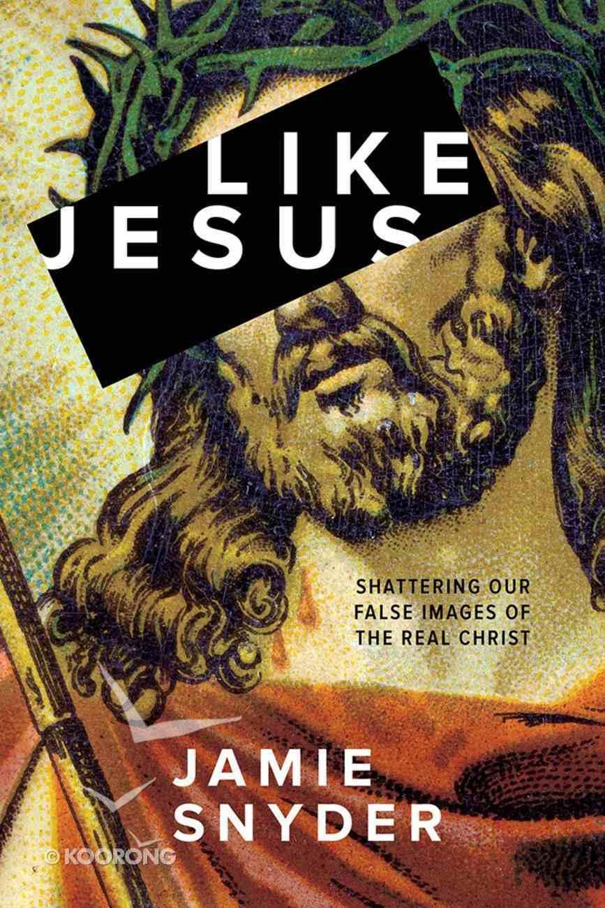 Like Jesus Paperback