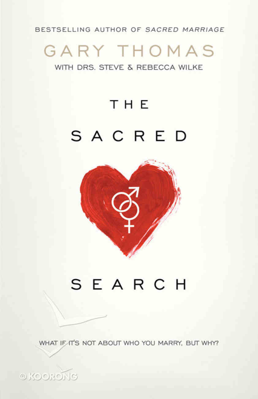 The Sacred Search Paperback