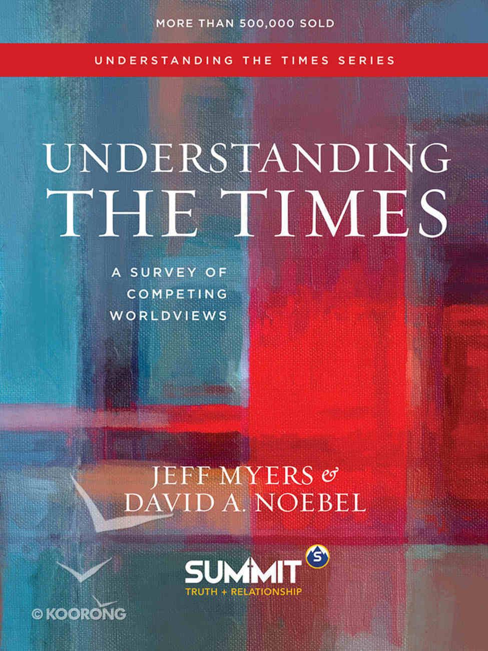 Understanding the Times Hardback