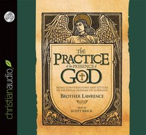 Album Image for The Practice of the Presence of God (Unabridged, 1 CD) (Chazown Series) - DISC 1