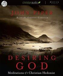 Album Image for Desiring God (Unabridged, 10 Cds) - DISC 1
