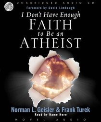 Album Image for I Don't Have Enough Faith to Be An Atheist (Unabridged) (12 Cds) - DISC 1