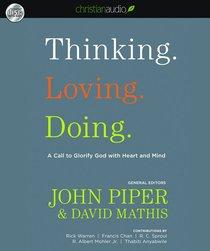 Album Image for Thinking. Loving. Doing. (Unabridged, 4 Cds) - DISC 1