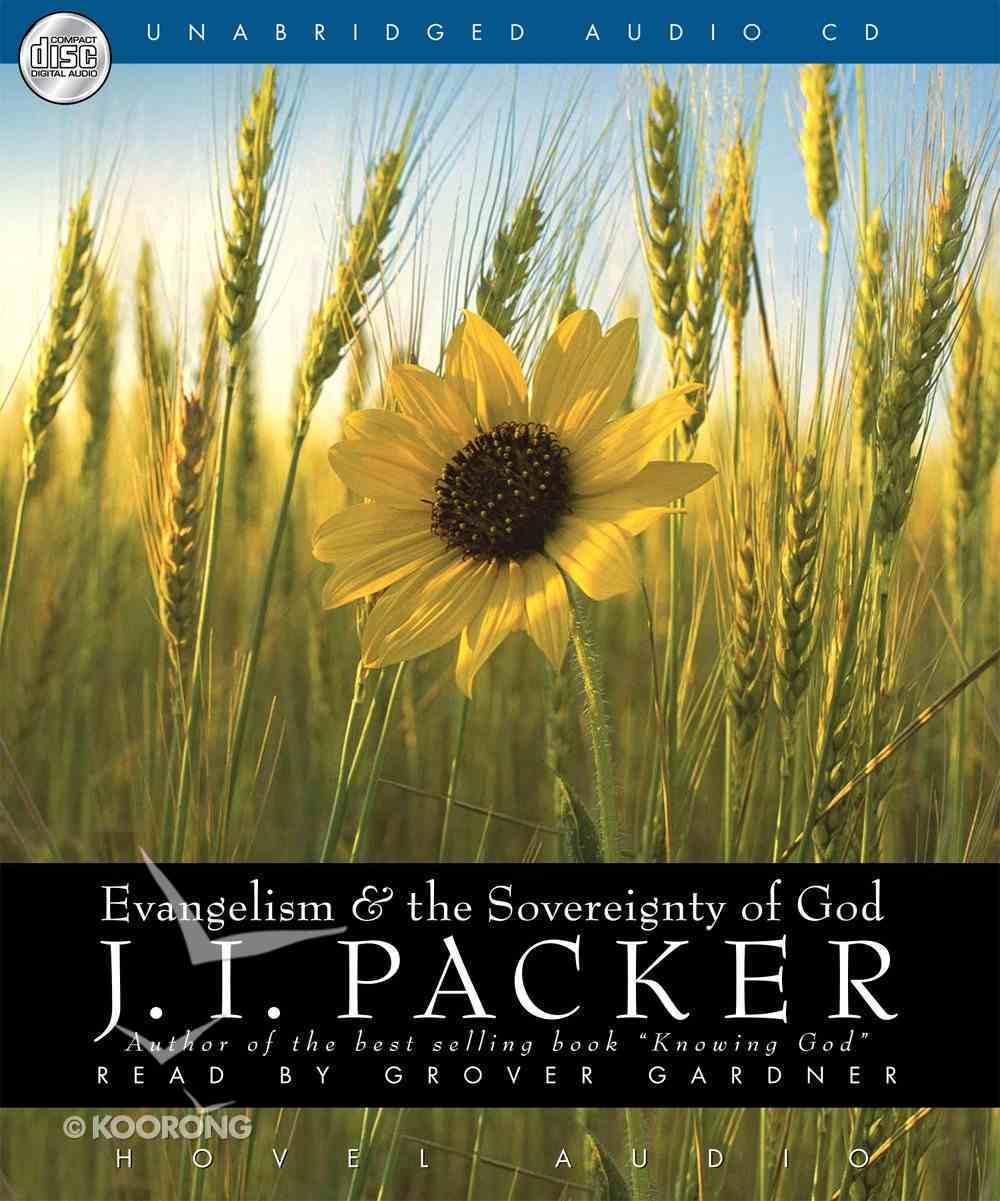 Evangelism & the Sovereignty of God (3cd Set) CD