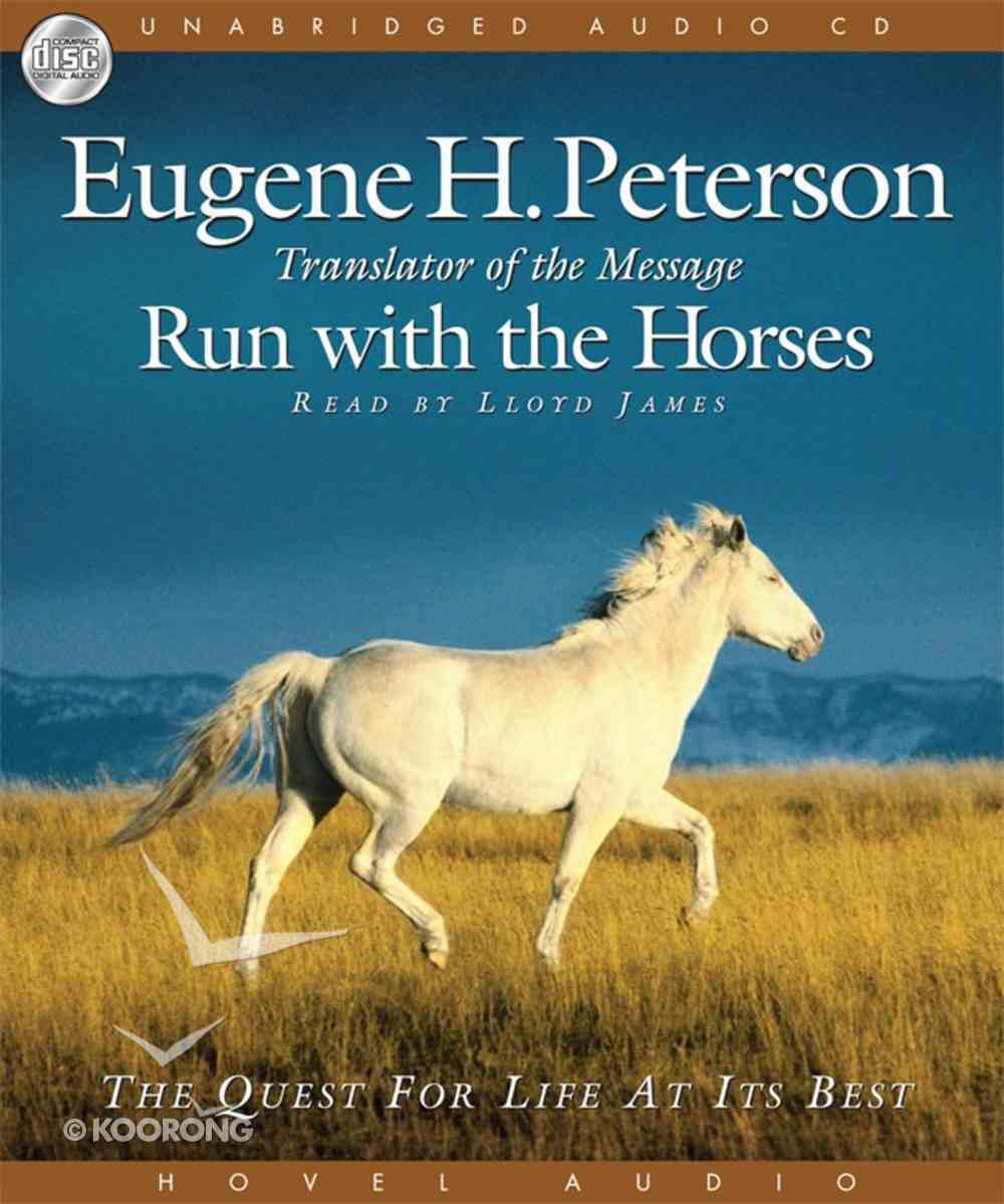 Run With the Horses (5cd Set) CD