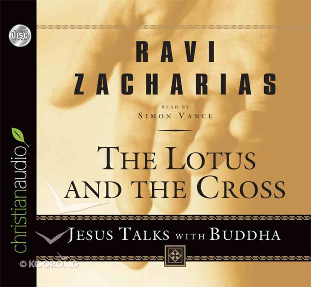 The Lotus and the Cross (2cd Set) (#01 in Great Conversations Series) CD