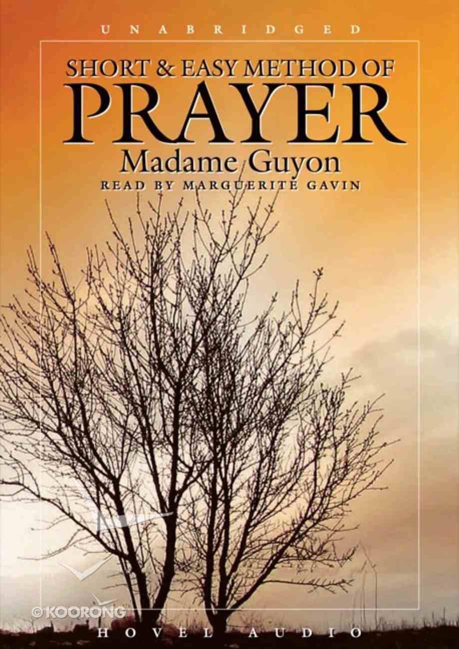 Short & Easy Method of Prayer CD