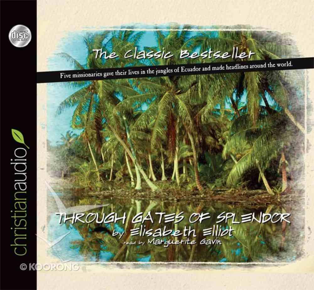 Through Gates of Splendor (5cd Set) CD