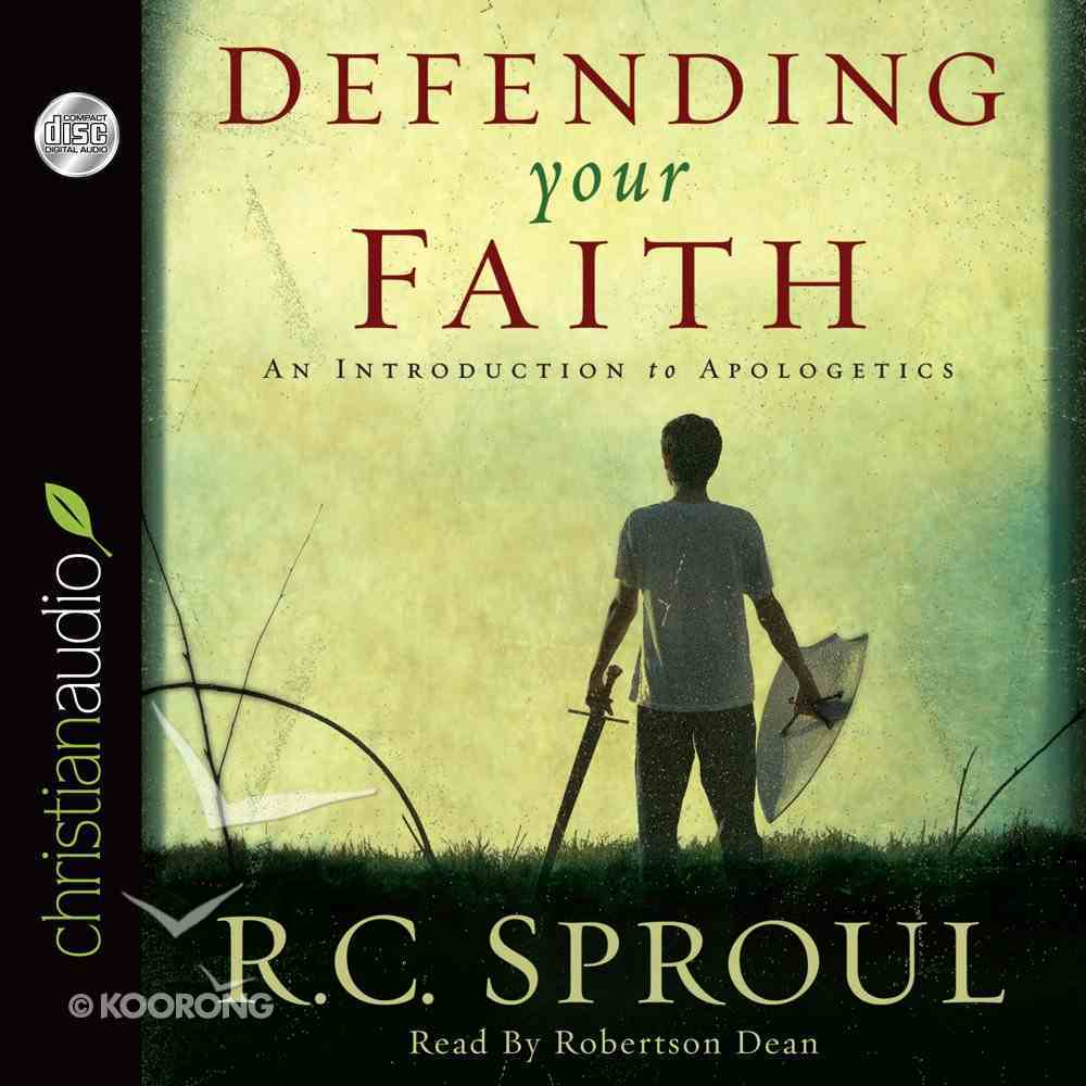 Defending Your Faith (6 Cd's Unabridged) CD