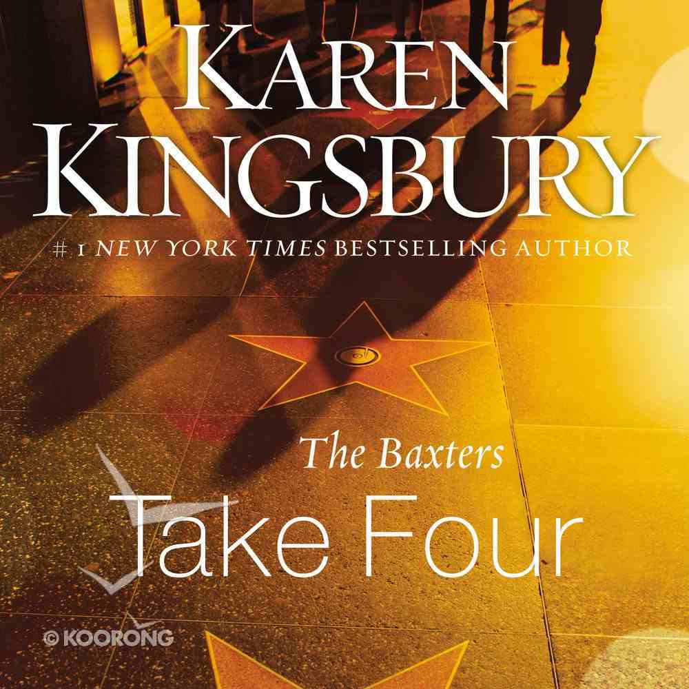 The Baxters Take Four (Above The Line Series) eAudio Book
