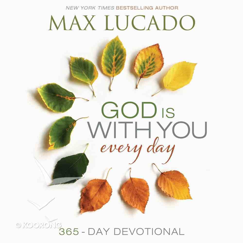 God is With You Every Day eAudio Book