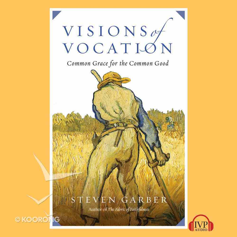 Visions of Vocation eAudio Book