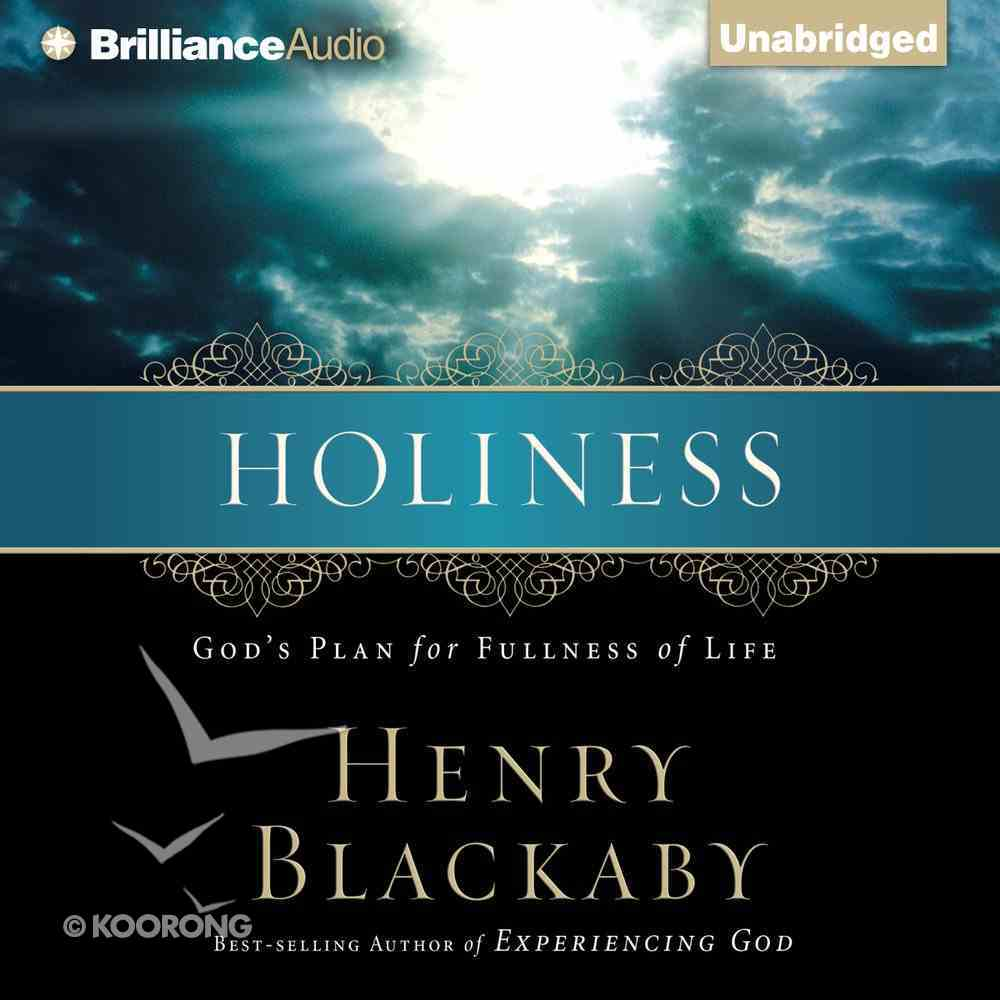 Holiness eAudio Book