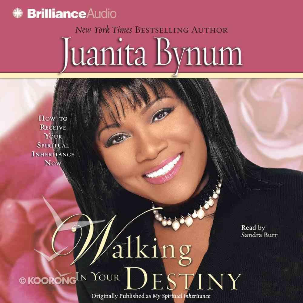 Walking in Your Destiny eAudio Book