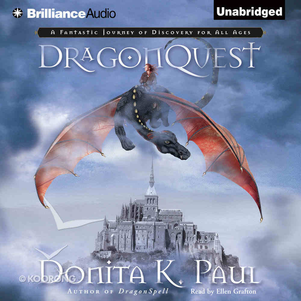 Dragonquest (Dragonkeeper Chronicles Audio Series) eAudio Book