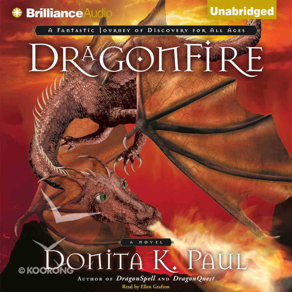 Dragonfire (Dragonkeeper Chronicles Audio Series) eAudio Book
