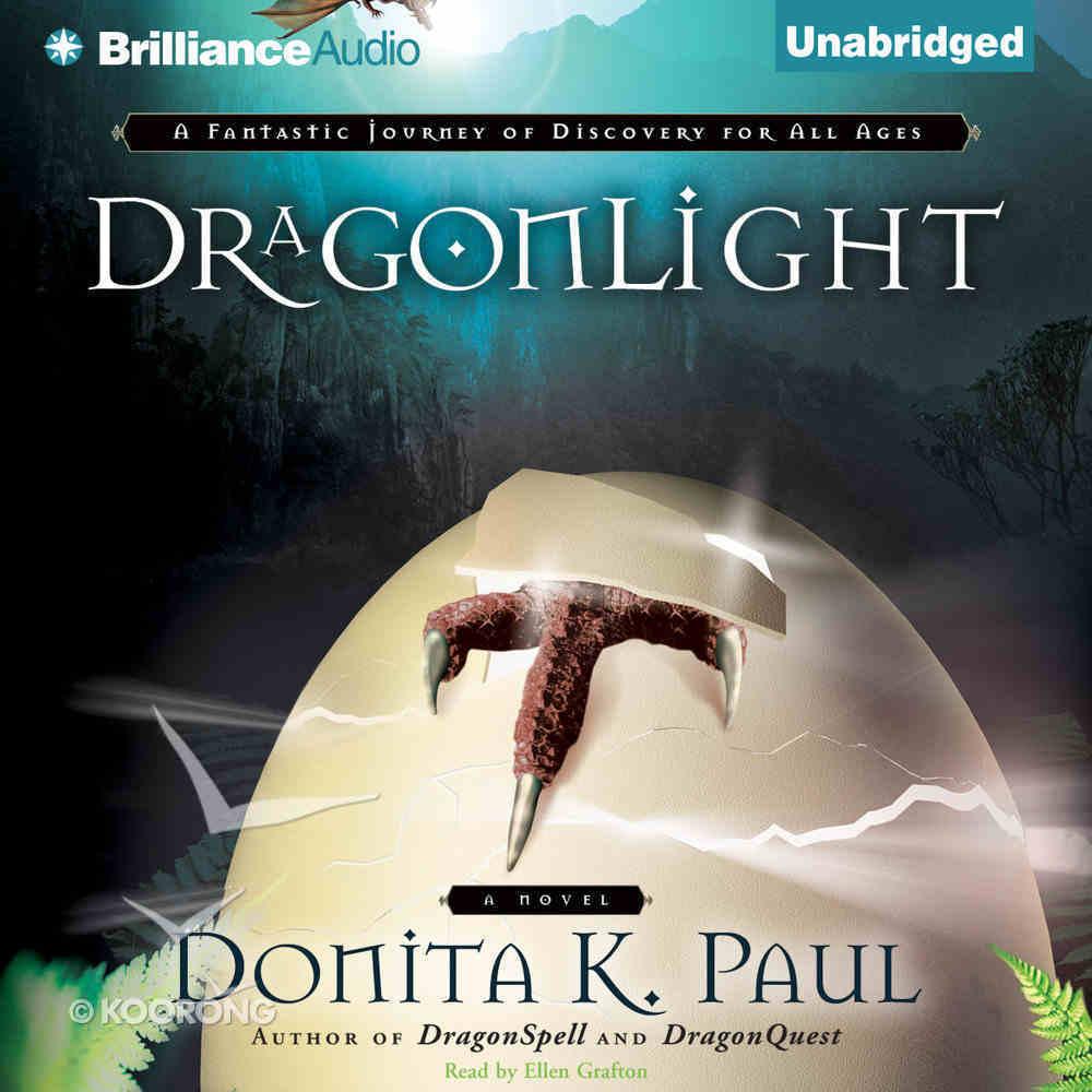 Dragonlight (Dragonkeeper Chronicles Audio Series) eAudio Book