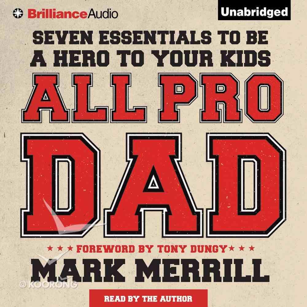 All Pro Dad eAudio Book