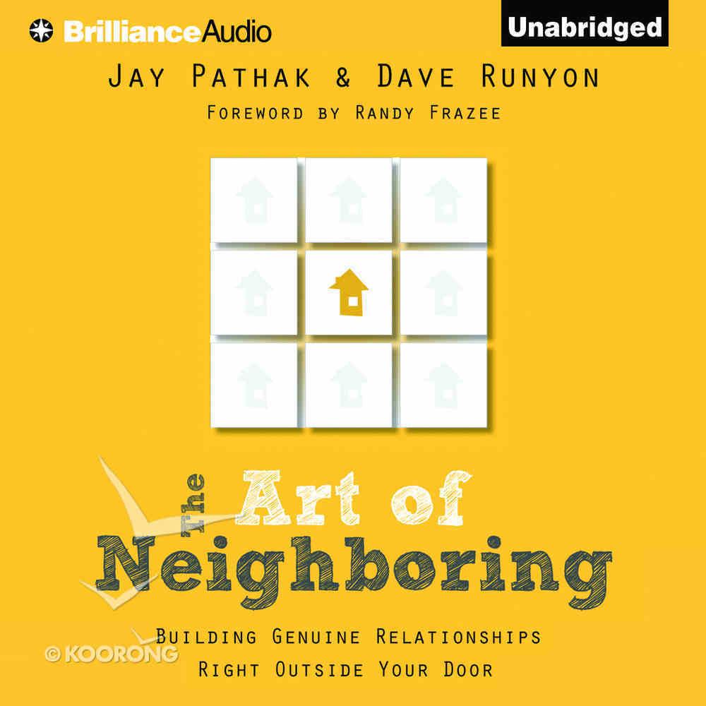 The Art of Neighboring eAudio Book