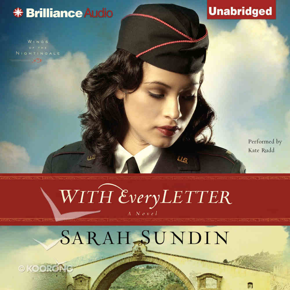 With Every Letter (Wings Of The Nightingale Audio Series) eAudio Book