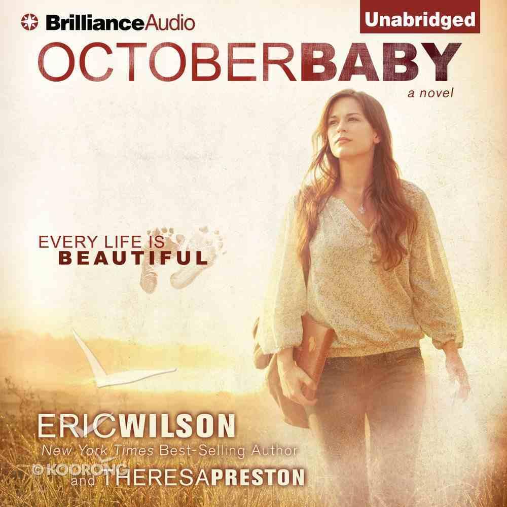 October Baby eAudio Book