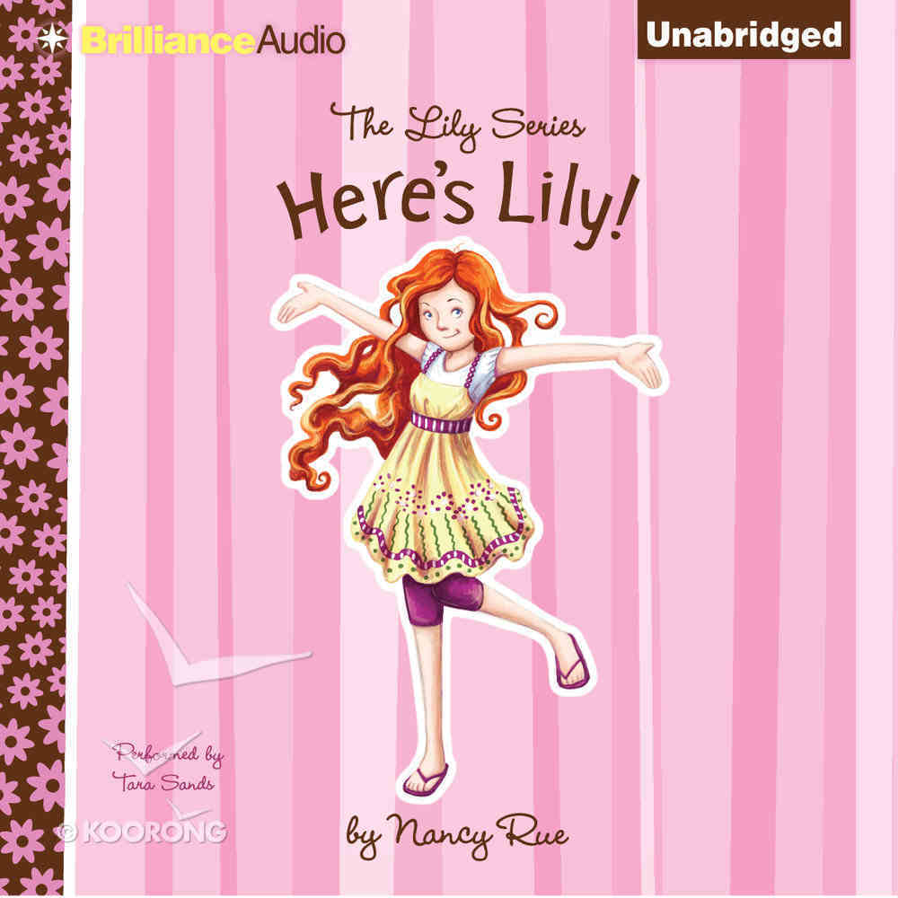 Here's Lily (#01 in The Lily Fiction Series) eAudio Book