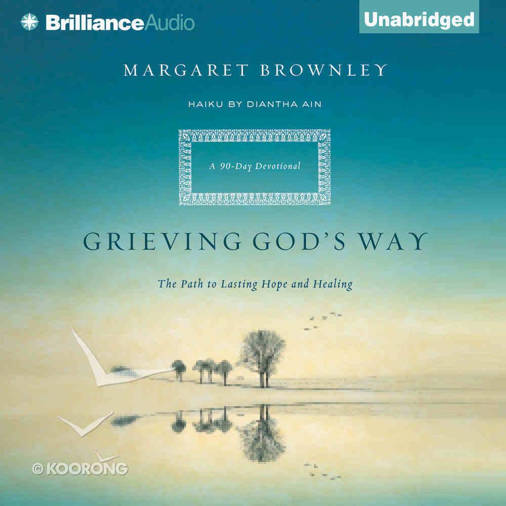 Grieving God's Way eAudio Book