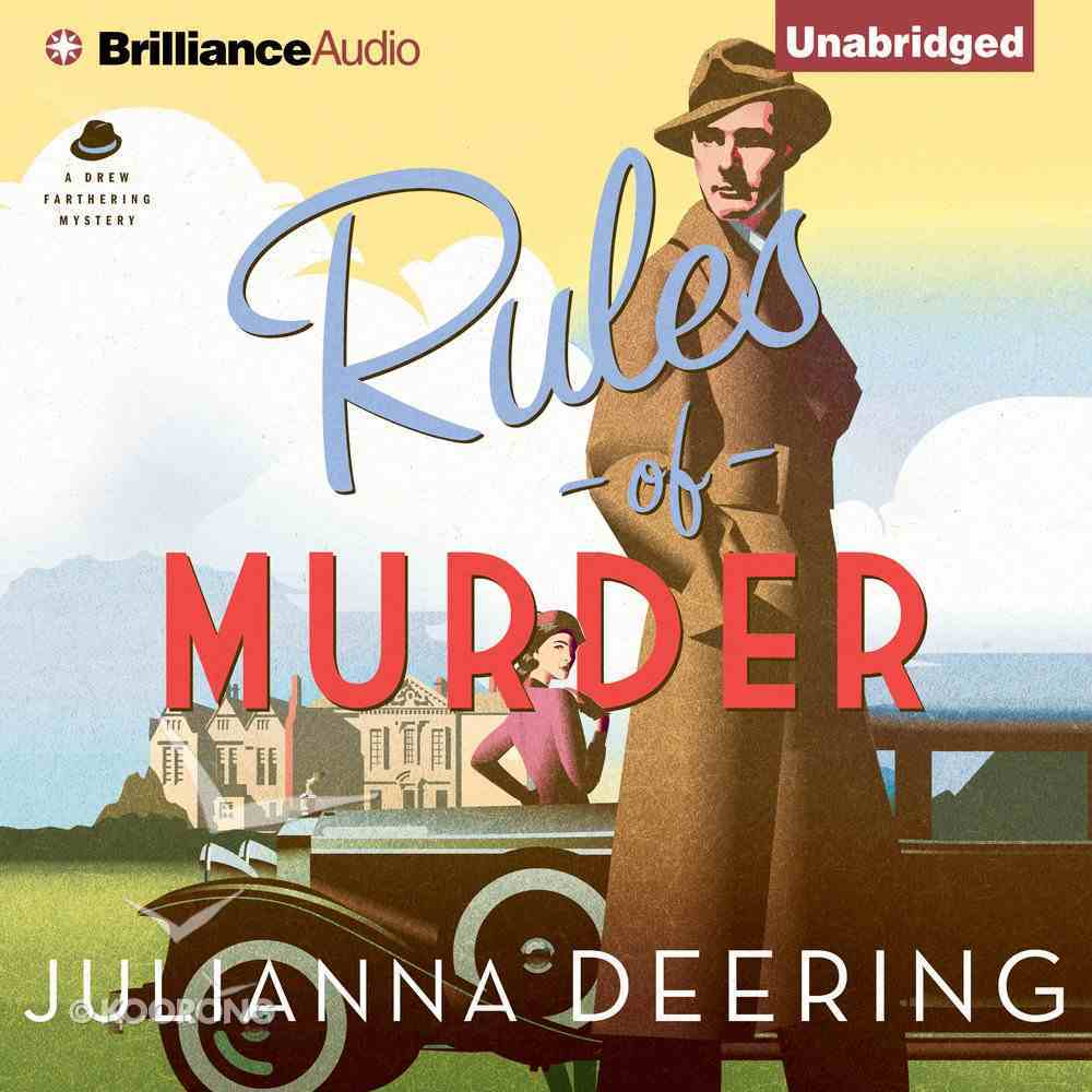 Rules of Murder (Drew Farthering Mystery Audio Series) eAudio Book