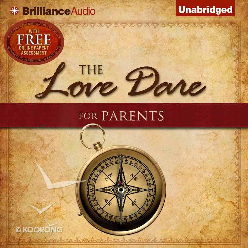 The Love Dare For Parents eAudio Book