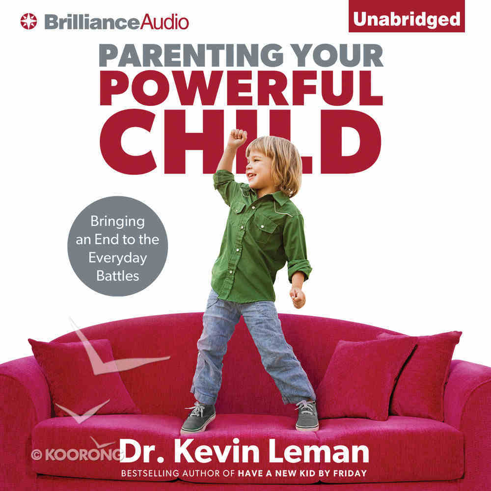Parenting Your Powerful Child eAudio Book