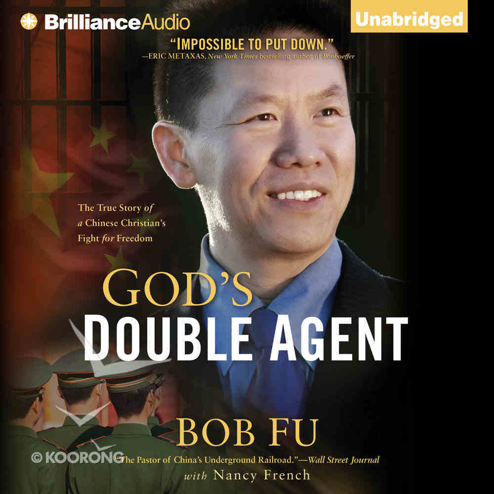 God's Double Agent eAudio Book
