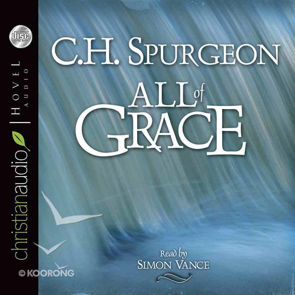 All of Grace (Unabridged, 3 Cds) CD