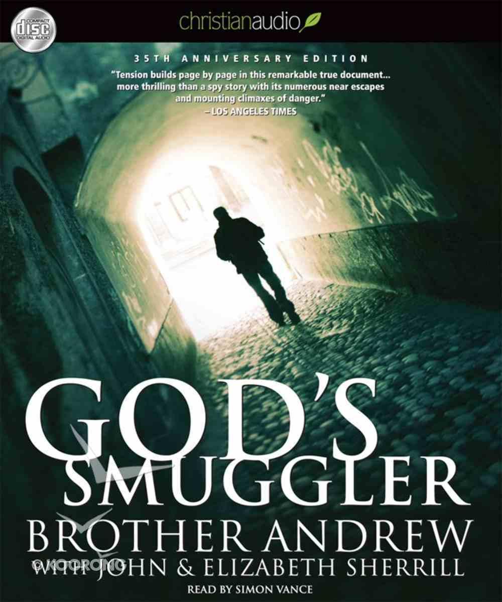 God's Smuggler (Mp3 Unabridged) CD