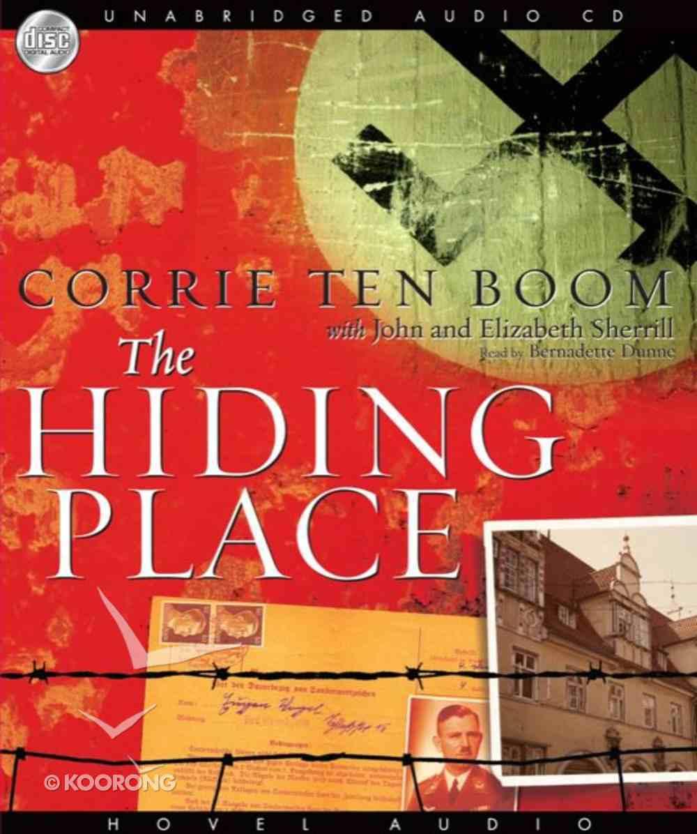 Hiding Place (Unabridged 8 Cds) CD