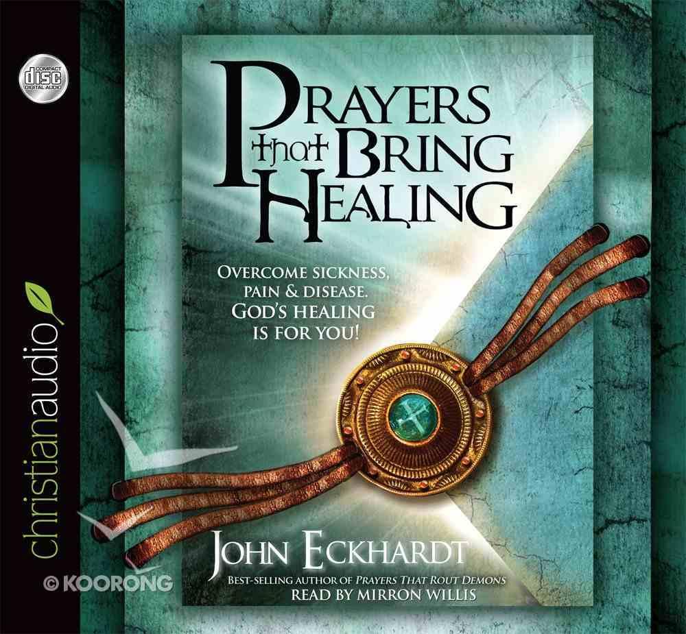 Prayers That Bring Healing (Unabridged 4 Cds) CD