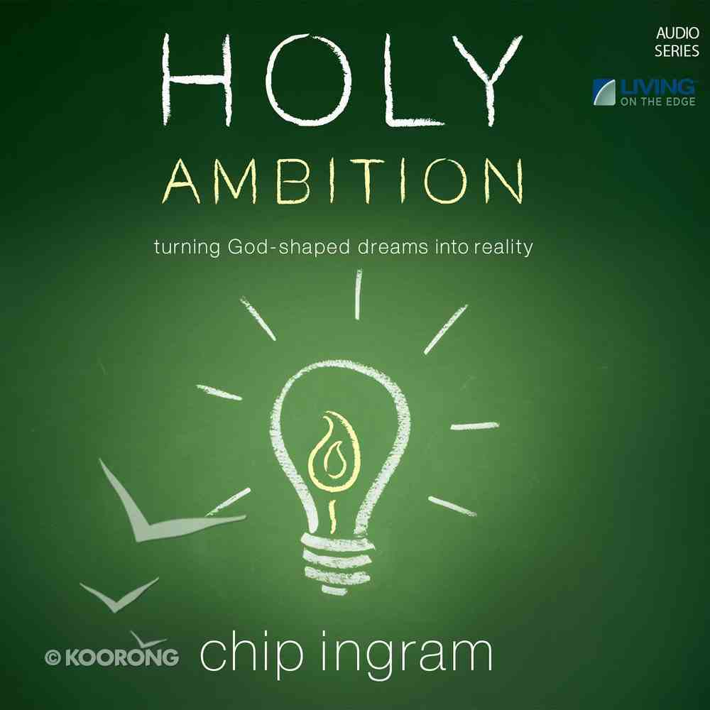 Holy Ambition eAudio Book