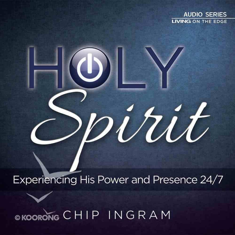 The Holy Spirit eAudio Book