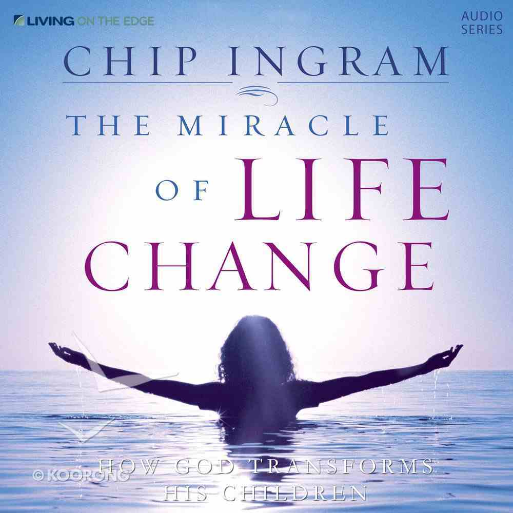 The Miracle of Life Change eAudio Book