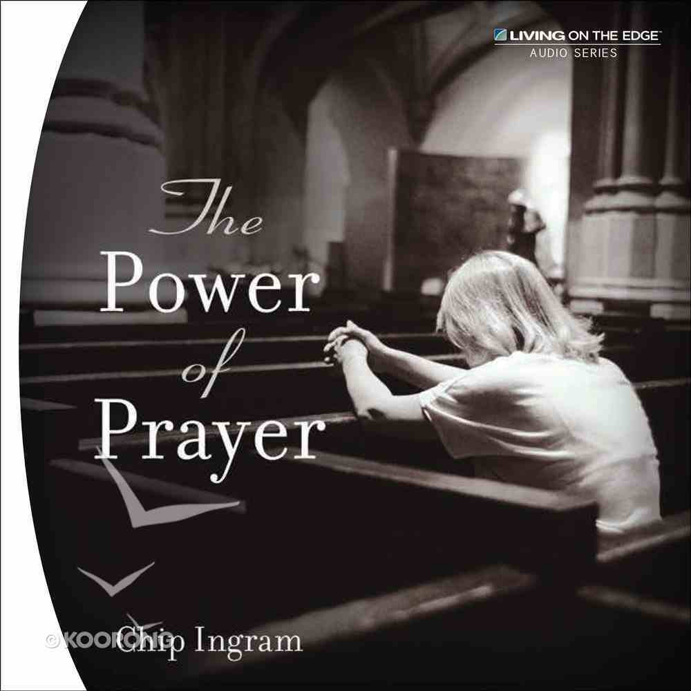 The Power of Prayer eAudio Book