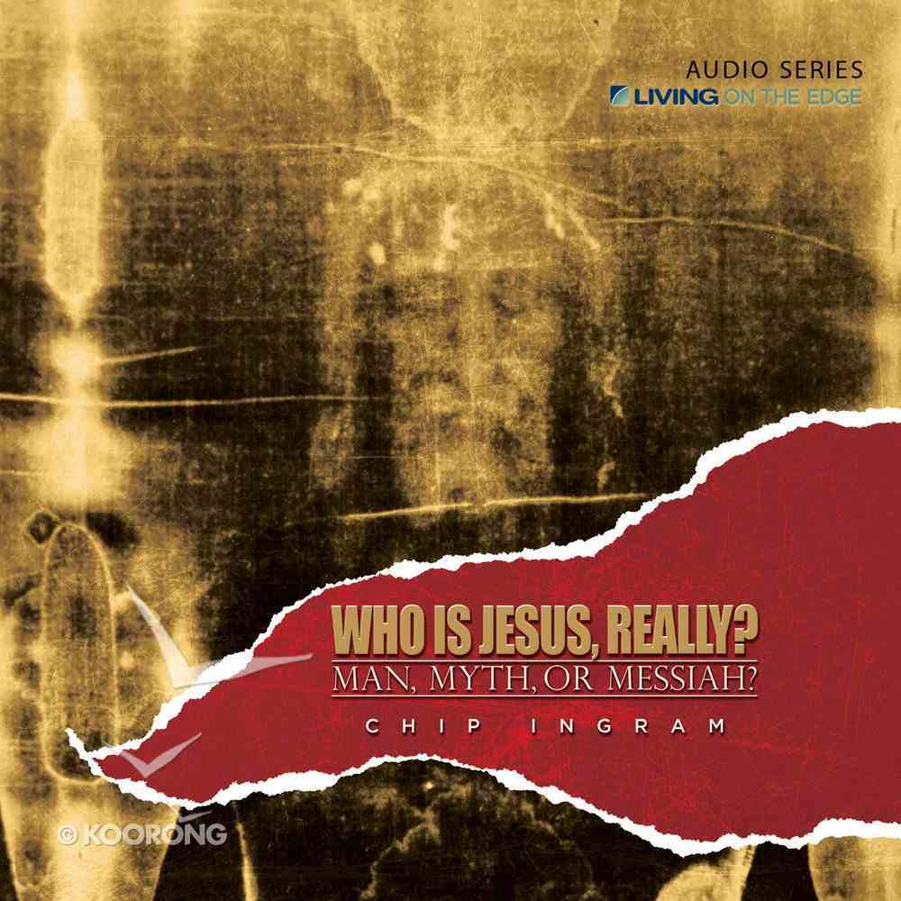 Who is Jesus, Really? eAudio Book